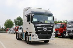 福田 欧曼GTL 6系重卡 460马力 4X2 AMT自动挡牵引车(BJ4189SLFKA-AJ) 卡车图片