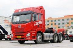 青岛解放 JH6重卡 卓越版2.0 460马力 6X4牵引车(CA4250P26K2T1E5A80) 卡车图片