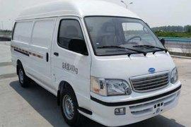 山东沂星 星沃 3.5T 2座 3.26米纯电动厢式运输车50.23kWh