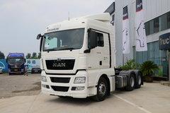 曼(MAN) TGX系列重卡 480马力 6X4 AMT自动挡牵引车(TGX 28.480)