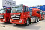 福田 欧曼新ETX 6系重卡 430马力 6X4牵引车(平顶)(BJ4253SMFKB-AB)图片
