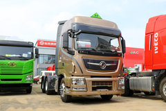 东风商用车 天龙旗舰KX 520马力 6X4危险品牵引车(国六)(DFH4250C6) 卡车图片