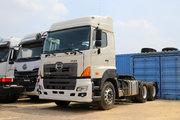 广汽日野 700系列重卡 450马力 6X4牵引车(高顶)(YC4250SS1EL5)
