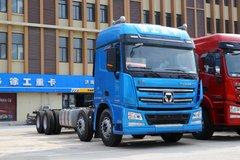 徐工 �h�L(汉风)G7 标载版 430马力 8X4 9.5米栏板载货车(XGA1310D5WE) 卡车图片