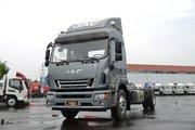 江淮 骏铃V9 195马力 4X2 6.8米仓栅式载货车(国六)(HFC5180CCYB90K1E2S)