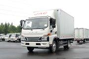 江淮 骏铃V6 131马力 4.15米单排厢式轻卡(HFC5043XXYP91K7C2V)