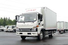 江淮 骏铃V6 131马力 4.15米单排厢式轻卡(HFC5043XXYP91K7C2V) 卡车图片