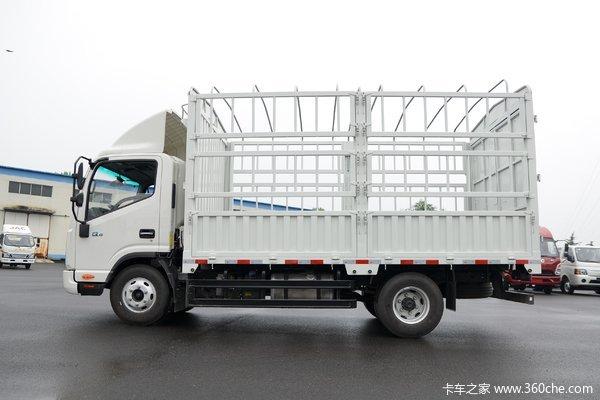 重庆奥信降0.4万帅铃Q6载货车促销中