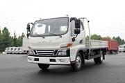 江淮 骏铃V5 120马力 3.85米排半栏板载货车(江淮变速箱)(HFC1043P91K1C2V)