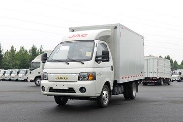 江淮 恺达X5 1.6L 120马力 3.11米单排厢式微卡(国六)(HFC5030XXYPV4E6B4S)