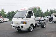 江淮 恺达X5(原康铃) 1.5L 113马力 3.11米单排仓栅式微卡(国六b)(HFC5030CCYPV4E1B3S)