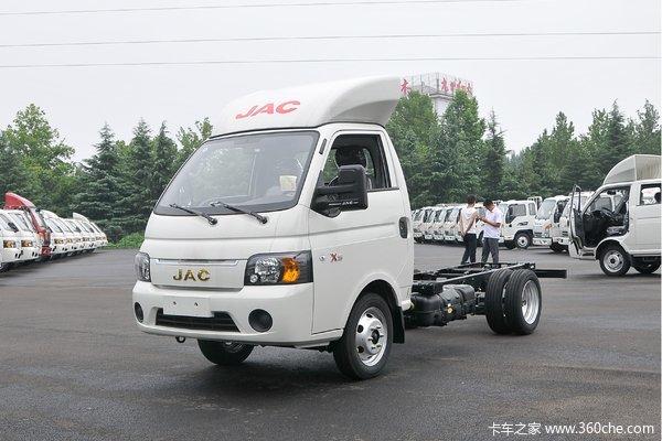 降价促销台州江淮恺达X5载货车优惠2千