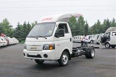 江淮 恺达X5 1.5L 113马力 3.11米单排仓栅式微卡(国六b)(HFC5030CCYPV4E1B3S) 卡车图片
