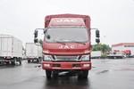江淮 骏铃V6 156马力 4.18米单排仓栅式轻卡(HFC5043CCYP91K1C4V)图片