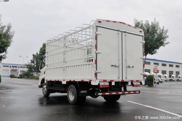 优惠1.4万绍兴江淮骏铃V6载货车促销中