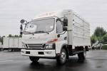 江淮 骏玲V6 152马力 4.18米单排仓栅式轻卡(HFC5041CCYP52K4C2V)图片