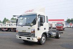 江淮 帅铃Q6 152马力 3.85米排半厢式轻卡(HFC5043XXYP91K1C2V) 卡车图片