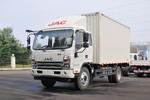 江淮 帅铃Q7 170马力 5.4米排半厢式轻卡(国六)(HFC5128XXYP71K2D1S)图片