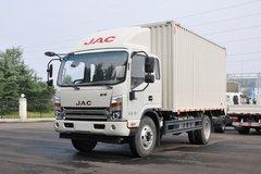 江淮 帅铃Q7 154马力 4X2 5.2米排半厢式轻卡(HFC5120XXYP91K1D1V) 卡车图片