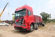 江淮 格尔发K5W重卡 290马力 6X2 9.6米仓栅式载货车(HFC5251CCYP1K3D54S1V)