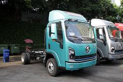 陕汽商用车 轩德翼9 新锐版 150马力 4X2 4.15米单排厢式轻卡(SX5040XXYNP5331) 卡车图片