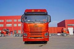 青岛解放 JH6重卡 智尊版 460马力 8X4 9.5米仓栅式载货车(CA5310CCYP25K2L7T4E5A80)