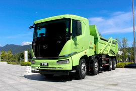 比亚迪T31 8X4 纯电动自卸车