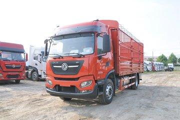 东风商用车 天锦KR重卡 260马力 4X2 6.8米畜禽运输车(国六)(DFH5180CCQEX7)
