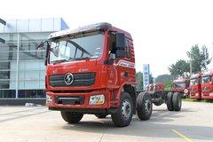 陕汽重卡 德龙L3000 旗舰版 245马力 6X2 9.7米栏板载货车(SX1250LA9) 卡车图片