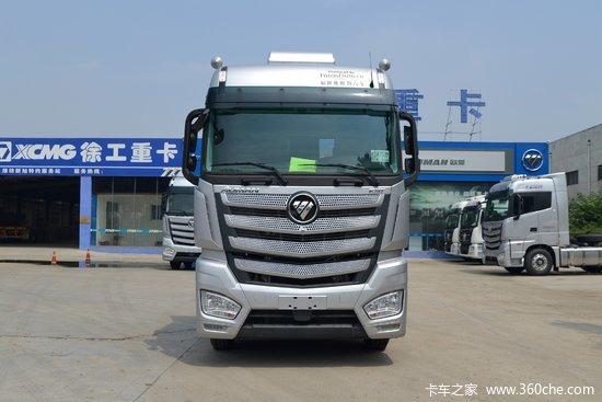 福田 欧曼EST 6系重卡 南方版 580马力 6X4 AMT自动挡牵引车(国六)(BJ4259Y6BHL-03)