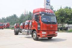 一汽解放 J6L中卡 质惠版快递 240马力 4X2 7.7米厢式载货车(CA5180XXYP62K1L5E5) 卡车图片