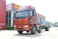 一汽解放 J6L中卡 质惠版 240马力 6X2 7.2米仓栅式载货车(CA5250CCYP62K1L5T3E5) 卡车图片