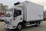 陕汽轻卡 德龙K3000 150马力 4X2 4.08米冷藏车(YTQ5041XLCKJ332)图片