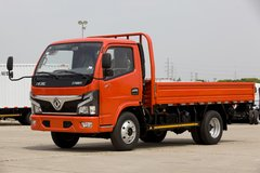 东风 福瑞卡F5 102马力 3.8米单排栏板轻卡(EQ1041S3BDD) 卡车图片