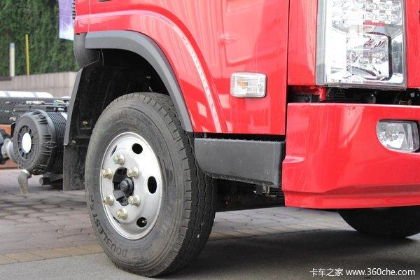 陕汽商用车 轩德X9 标载版 156马力 4.18米单排栏板轻卡(SX1040NP5331)