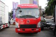 陕汽商用车 轩德X9 标载版 150马力 4X2 4.15米单排厢式轻卡(SX5040XXYNP5331)