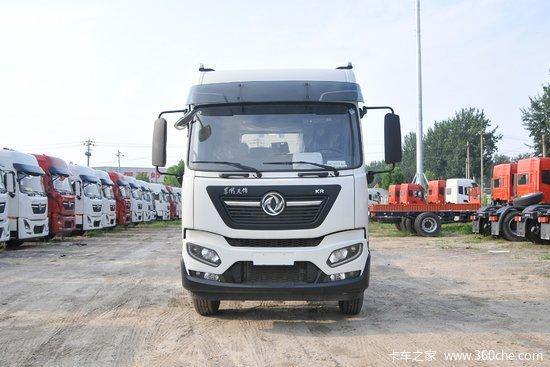 东风商用车 天锦KR重卡 260马力 4X2 6.8米栏板载货车(国六)(DFH1180E7)