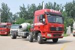 陕汽重卡 德龙L3000 旗舰版 245马力 6X2 9.5米仓栅式载货车(高顶)(SX5250CCYLA9)