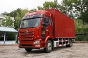 一汽解放 J6L中卡 精英版 240马力 4X2 6.8米厢式载货车(CA5180XXYP62K1L4E5)