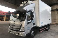 福田 欧马可S1 156马力 4X2 4.08米冷藏车(采埃孚6挡)(BJ5048XLC-F3)