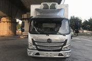 福田 欧马可S1 156马力 4X2 4.08米冷藏车(BJ5048XLC-FM3)