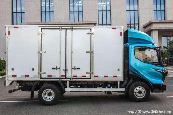 北京地区优惠0.5万飞碟W5载货车促销中