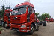 一汽解放 新J6P重卡 280马力 6X2 9.65米栏板载货车(CA1250P66K1L6T3E5)