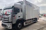 福田 歐航R系 245馬力 4X2 6.6米冷藏車(BJ5186XLC-DM1)圖片
