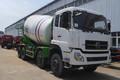 东风商用车 天龙 300马力 8X4 混凝土搅拌运输车(山通牌)(SGT5310GJBEQ5)图片