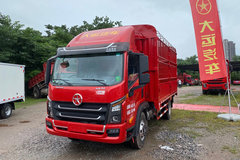 大运 祥龙 156马力 4.12米单排仓栅式轻卡(CGC2043CHDE33E) 卡车图片