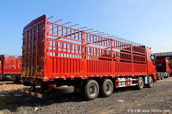 回馈客户欧曼EST载货车仅售35.65万