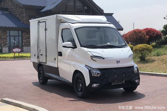 飞碟 Q2T系列 2.6T 2.56米单排纯电动厢式微卡(FD5032XXYBEV-1)41.86kWh