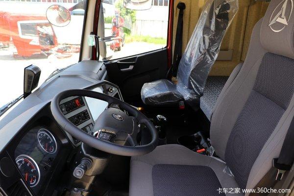 降价促销三一重卡牵引车仅售26.60万