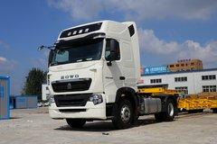 中国重汽 HOWO T7H重卡 440马力 4X2牵引车(16挡)(ZZ4187V361HE1K) 卡车图片